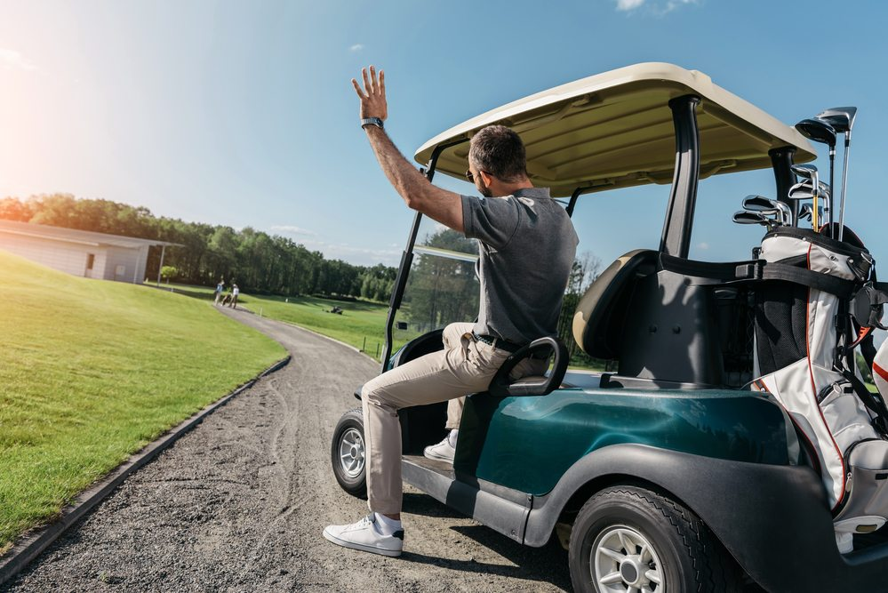 learn more about your rights after a golf cart injury
