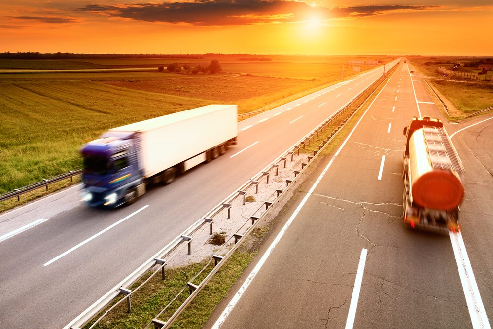 does commuting to work increase trucking accidents?